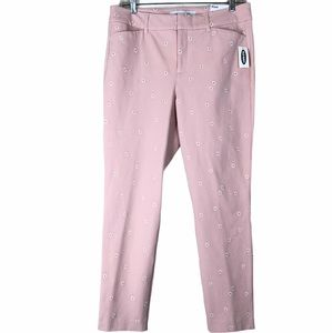 NWT Old Navy pixie high rise pants
